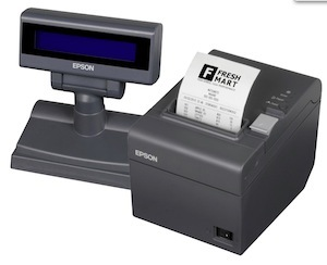 Le stampanti fiscali Epson consentono l'invio telematico degli scontrini