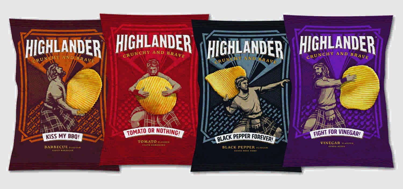 San Carlo presenta la nuova linea Highlander