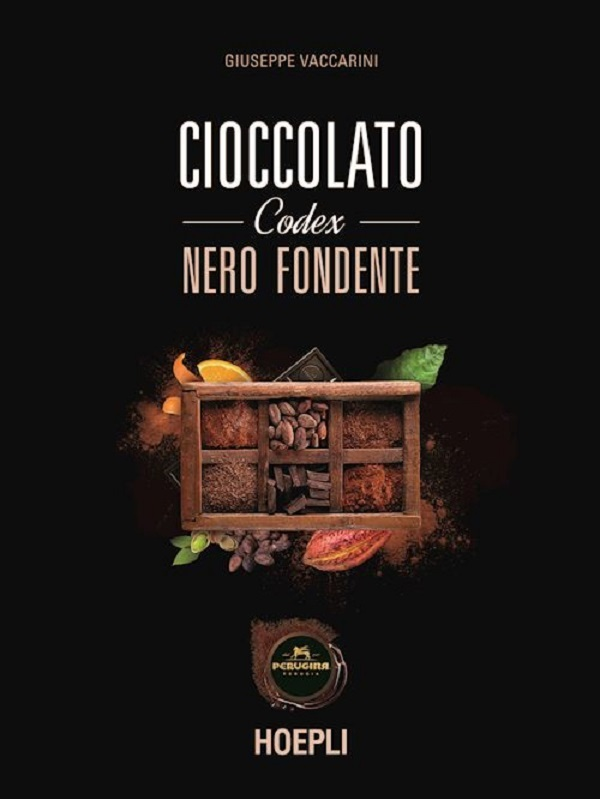 """Arriva in libreria """"Cioccolato Codex Nero Fondente"""""""