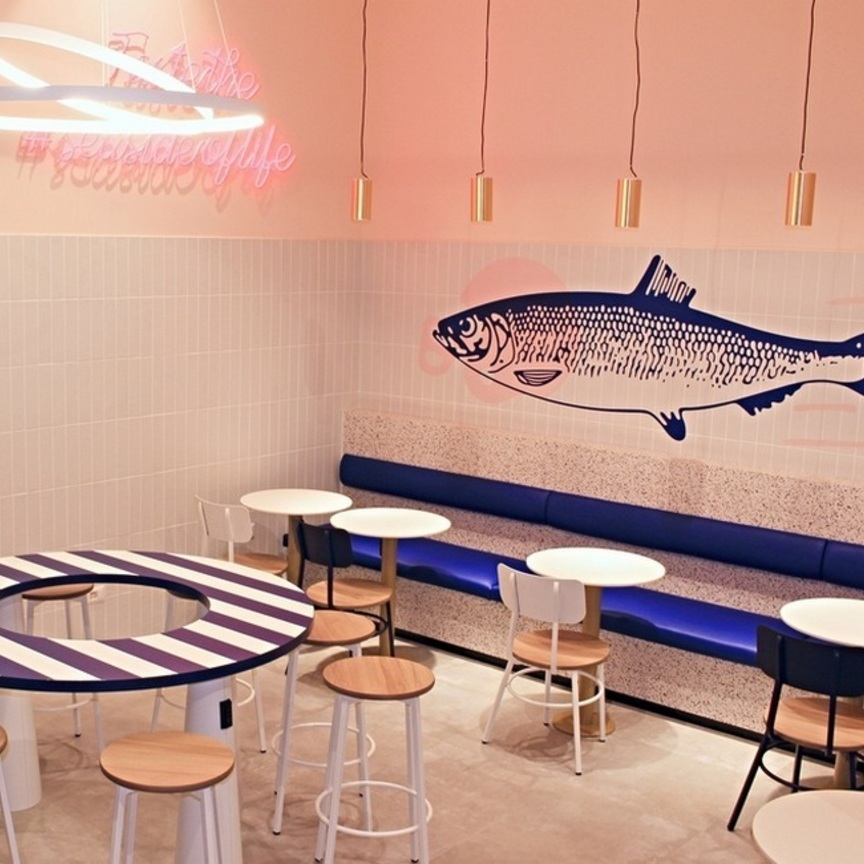 A Oriocenter arriva Go! Fish, il ristorante di pesce tracciato e democratico