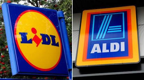 Aldi e Lidl valgono il 10% del mercato Uk