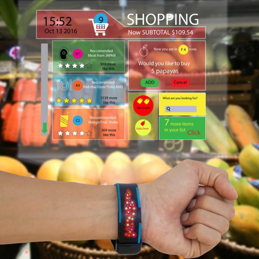 Il digitale scatena l'energia del piccolo supermercato