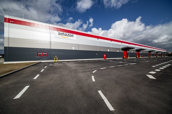 "P3 Logistic Parks affitta ad Amazon un centro di distribuzione ""last mile"""