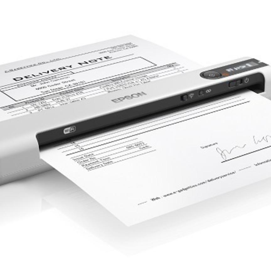 Arrivano gli scanner portatili Epson WorkForce DS-70 e DS-80W