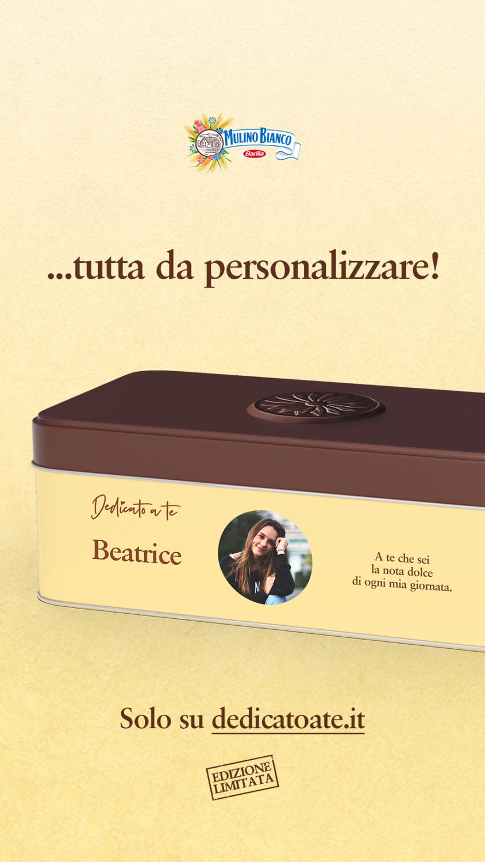 """Mulino Bianco: il """"soldino"""" torna con una limited edition personalizzata"""