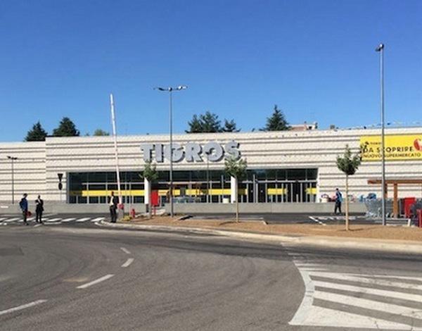 Tigros cede gli immobili di 8 supermercati al Fondo Italy Retail di Polis Sgr