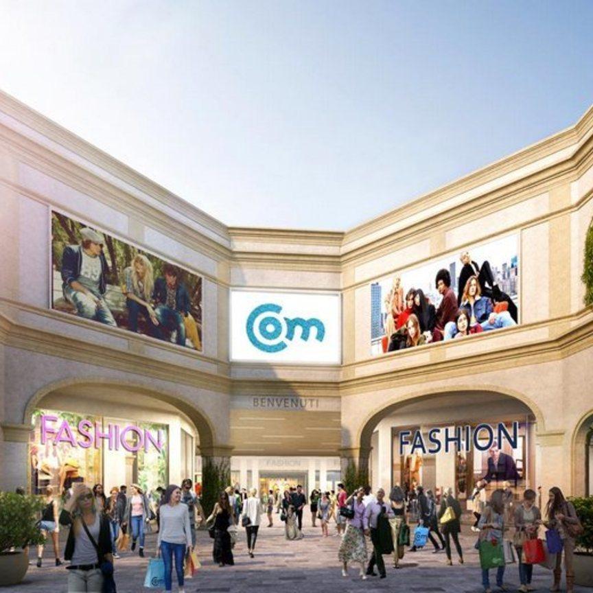 Caselle open mall entra nel vivo