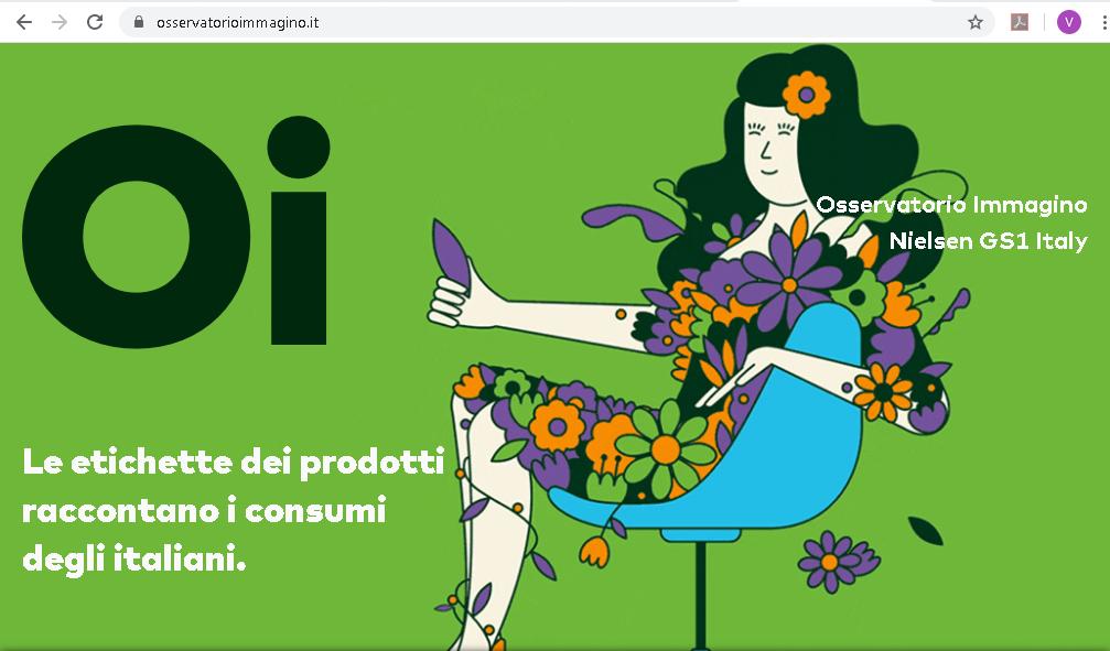Osservatorio Immagino Nielsen GS1 Italy: il carrello della spesa è diventato green