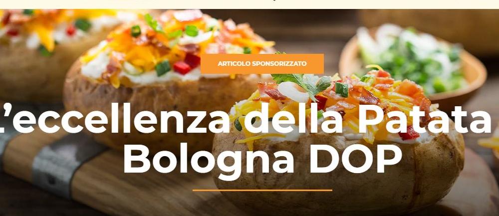 La Patata di Bologna DOP si presenta al grande pubblico