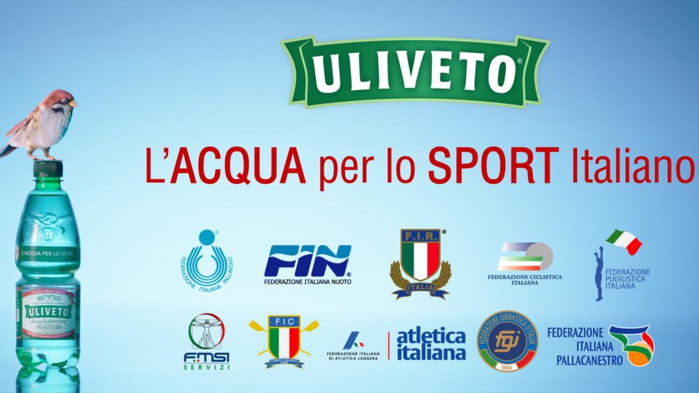 Acqua Uliveto, la minerale di chi vive lo sport