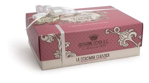La Giovanni Cova & C. regala 1000 colombe alle strutture sanitarie del gruppo San Donato