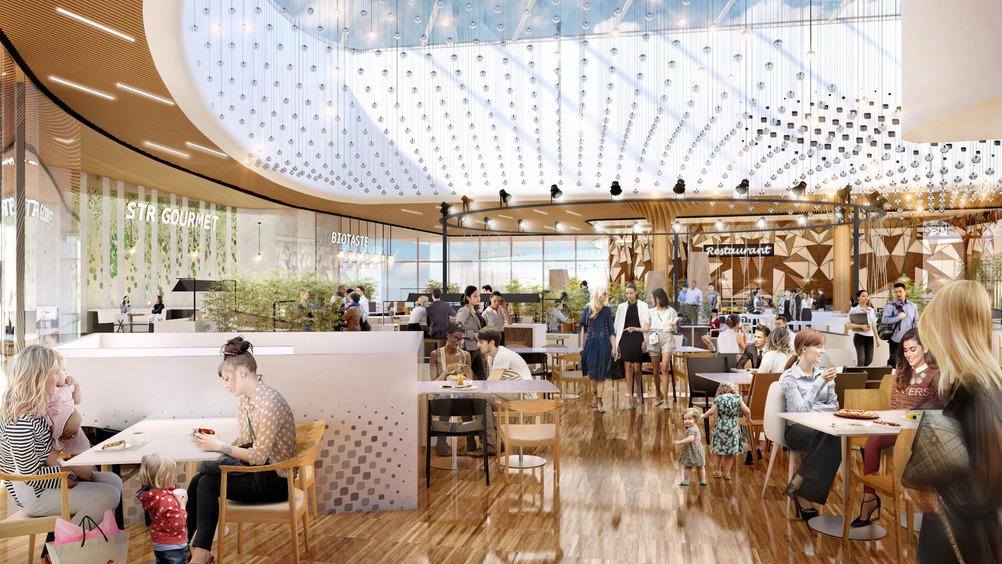 L'incidenza della ristorazione è destinata a salire al 20 per cento del fatturato