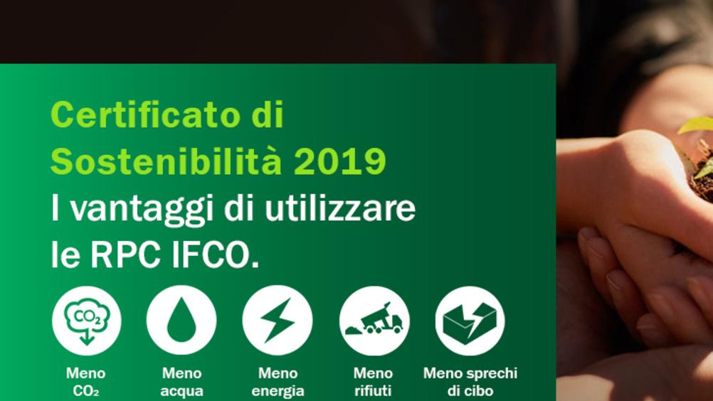 Sostenibilità, IFCO premia i distributori e i produttori di ortofrutta