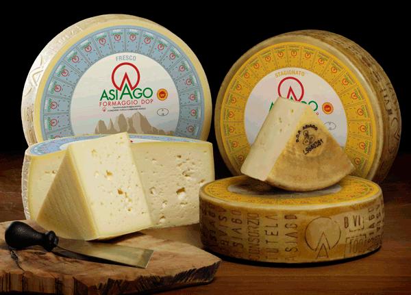 Asiago Dop rafforza la presenza in Messico