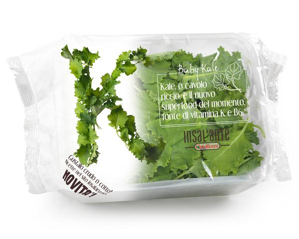 Insal'Arte lancia sul mercato italiano il superfood del momento: il Kale