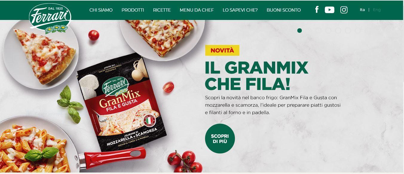 Ferrari formaggi regala a Natale esperienze di gusto