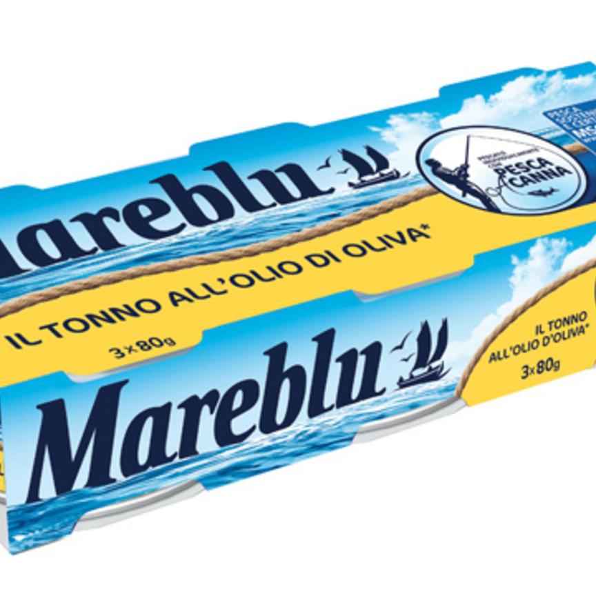 """Mareblu lancia la sua prima referenza di tonno certificato """"MSC Pesca Sostenibile"""""""
