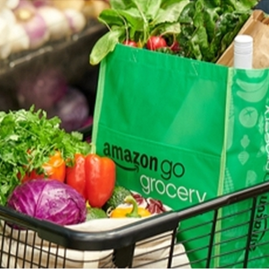 Amazon apre il nuovo format Go Grocery