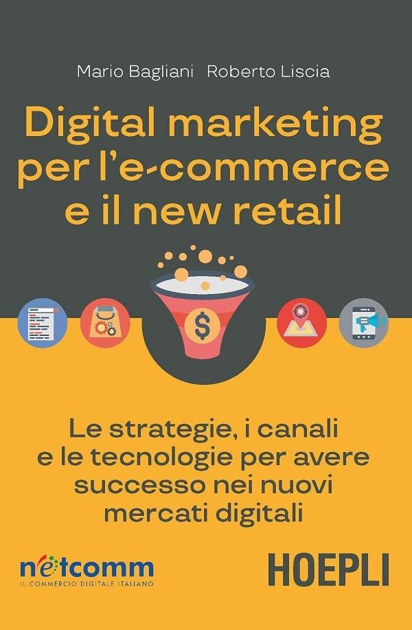 """Arriva """"Digital marketing per l'e-commerce e il new retail"""""""
