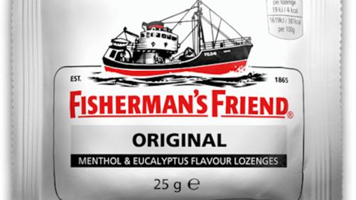 Divita sigla accordo commerciale con il marchio storico inglese Fisherman's Friend