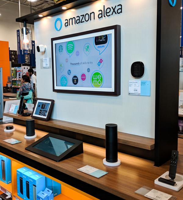 Il centro Romaest sbarca su Amazon Alexa
