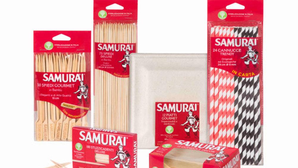 Samurai inaugura la campagna digitale #aperitivoitaliano