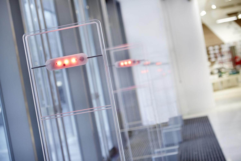 Nedap presenta la terza antenna iSense Lumen