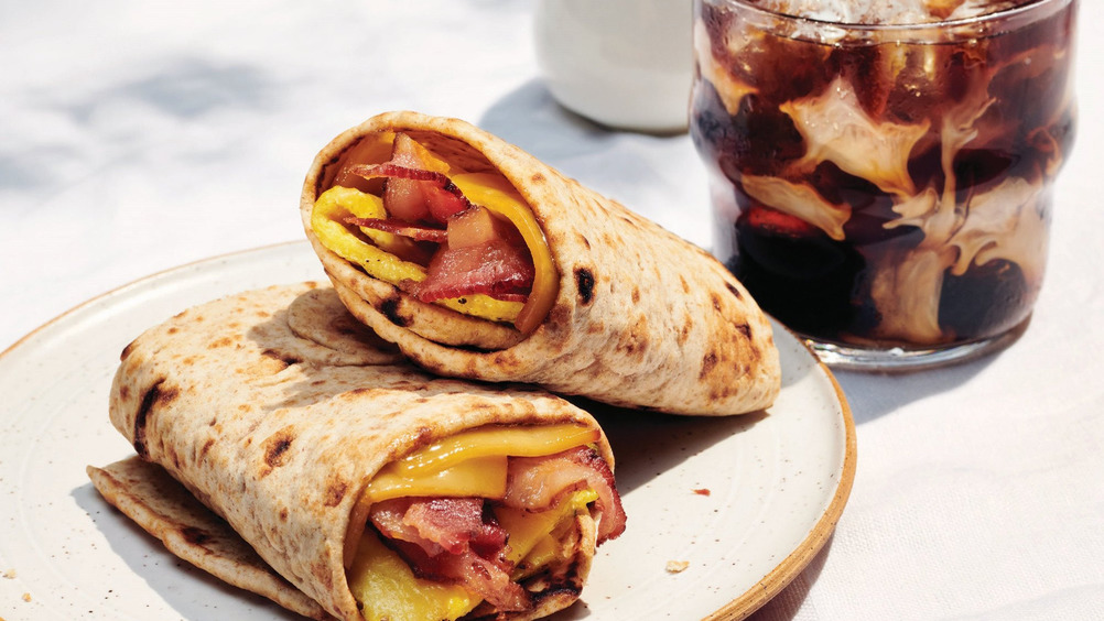 Bacon Wrap