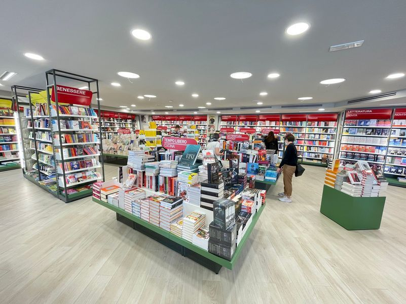 Dieci nuove aperture sull'agenda di Mondadori Retail