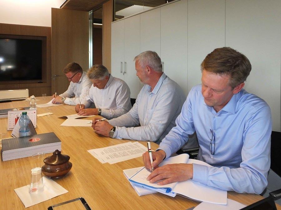 Gruppo Arneg si espande in Norvegia