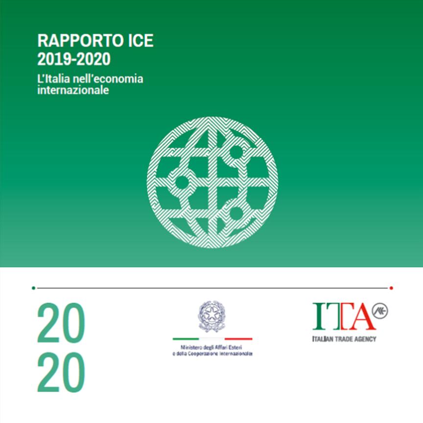 Export italiano: il Covid frena la crescita del 2019