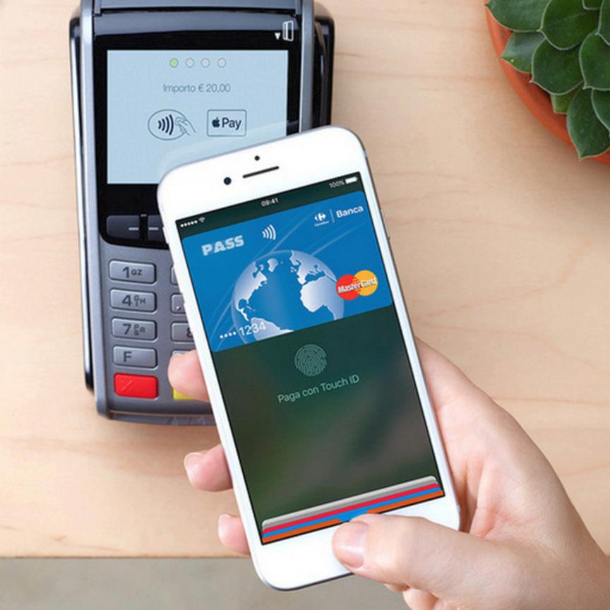 Apple Pay arriva anche in Italia