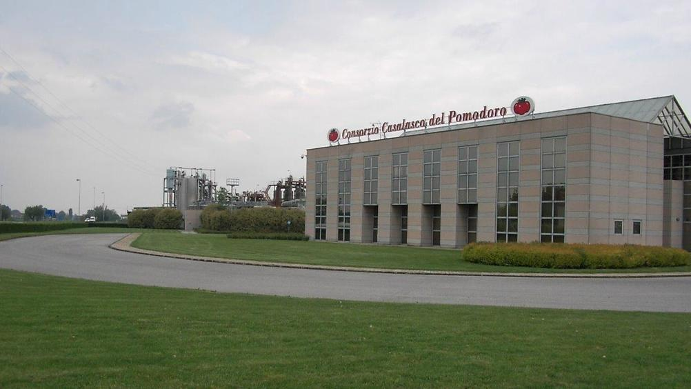 Consorzio Casalasco del Pomodoro cresce a doppia cifra