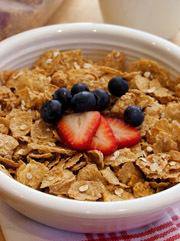 Cereali e salutismo a colazione