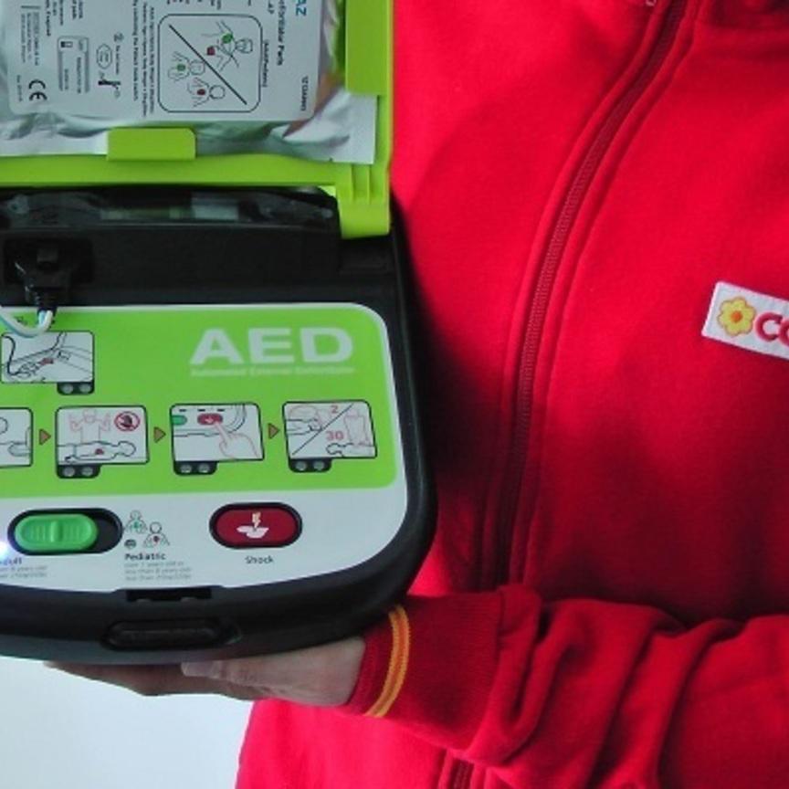Cia-Conad installa 138 defibrillatori negli store