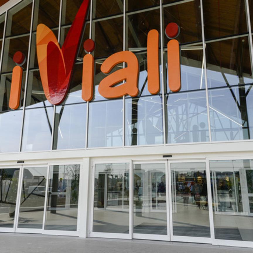 I Viali Shopping park: elegante e ben integrato con il territorio circostante