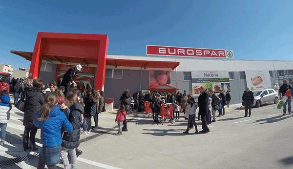 Eurospar apre un nuovo pdv a Canosa