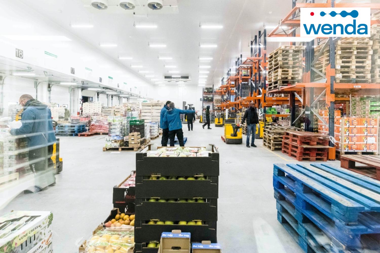 Wenda con il magazzino: un'orchestra per la visibilità della tua supply chain