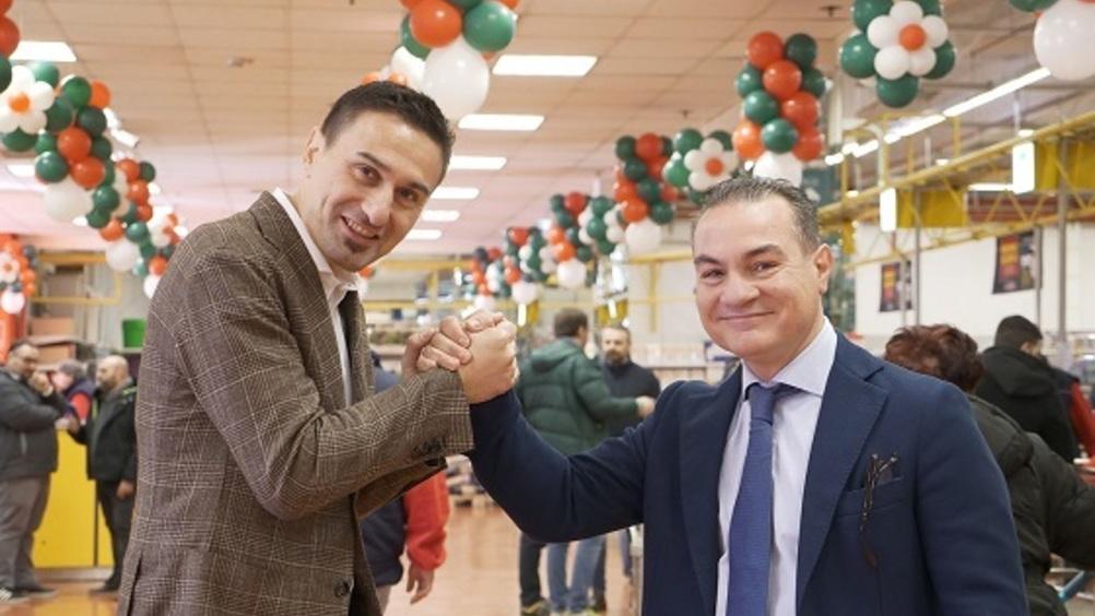 Maiora cresce nel cash & carry in Puglia