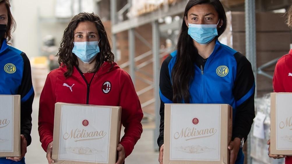 La Molisana dona 5000 kg di pasta al Banco alimentare di Muggiò