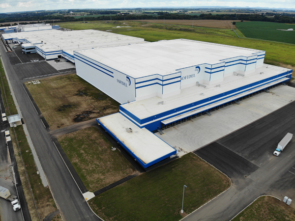 Sofidel inaugura negli Usa l'impianto produttivo più grande del gruppo