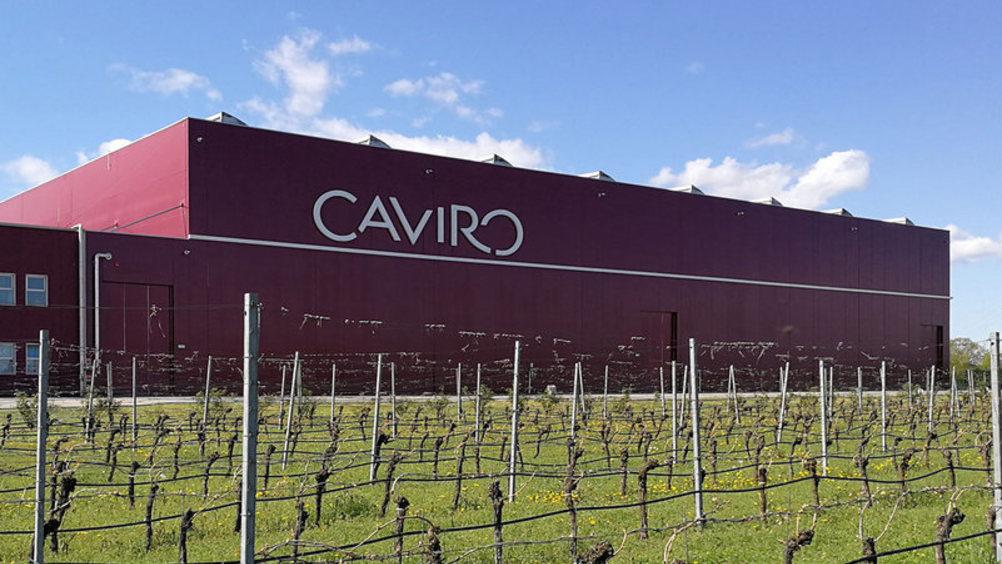 Caviro amplia lo stabilimento produttivo vinicolo di Forlì