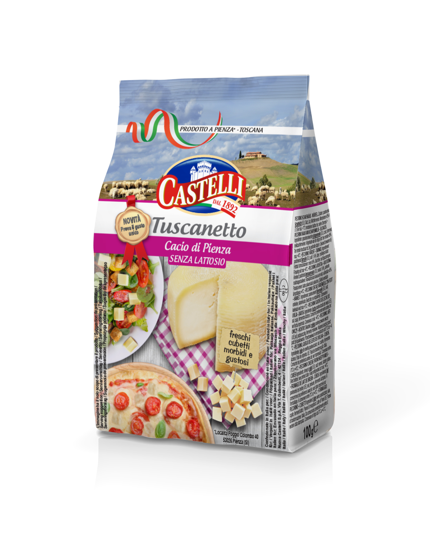 Nuova Castelli presenta la linea Lactose Free