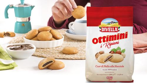 """Divella presenta: gli Ottimini """"i ripieni"""""""
