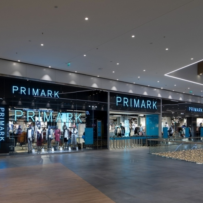 Primark raddoppia a Roncadelle, presso Elnòs Shopping
