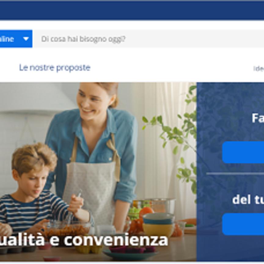 Il sito di Carrefour Italia diventa mobile first