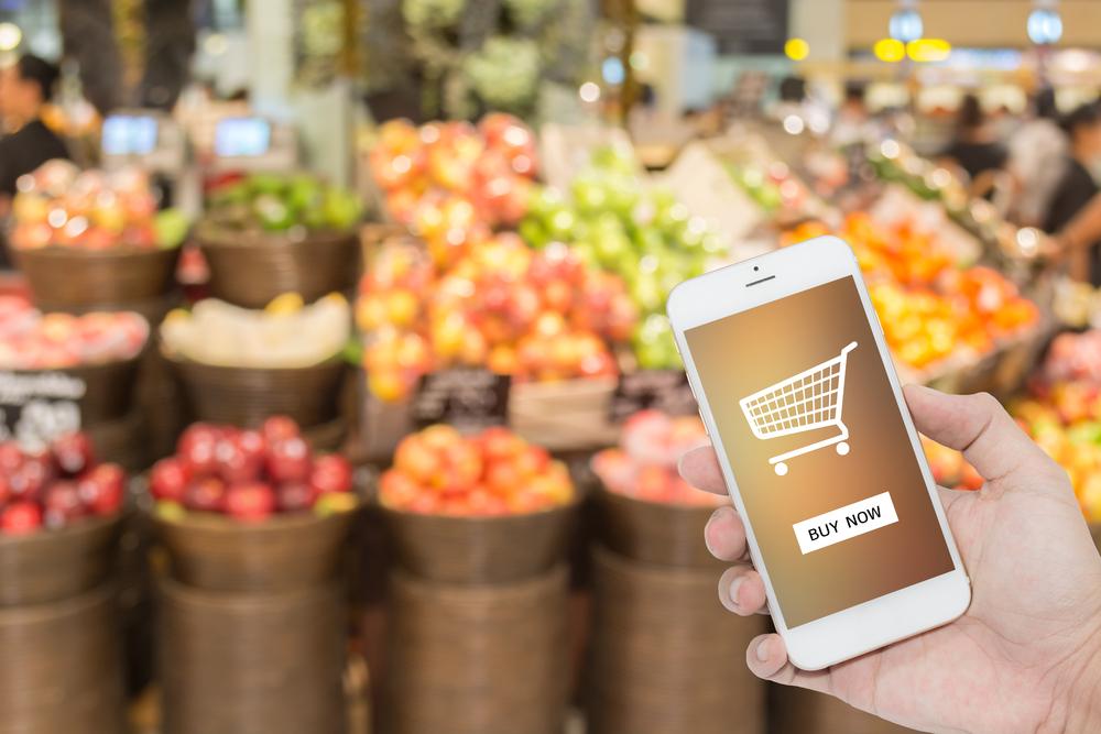 Grocery online: freschi e freschissimi tra i prodotti più acquistati questa estate