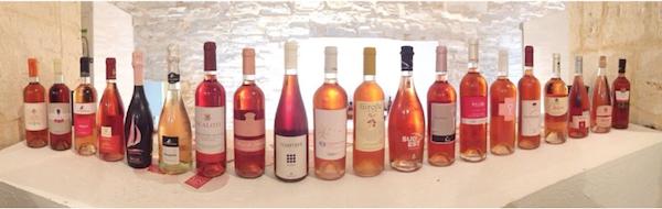 I vini rosati pugliesi arrivano a Expo in Città