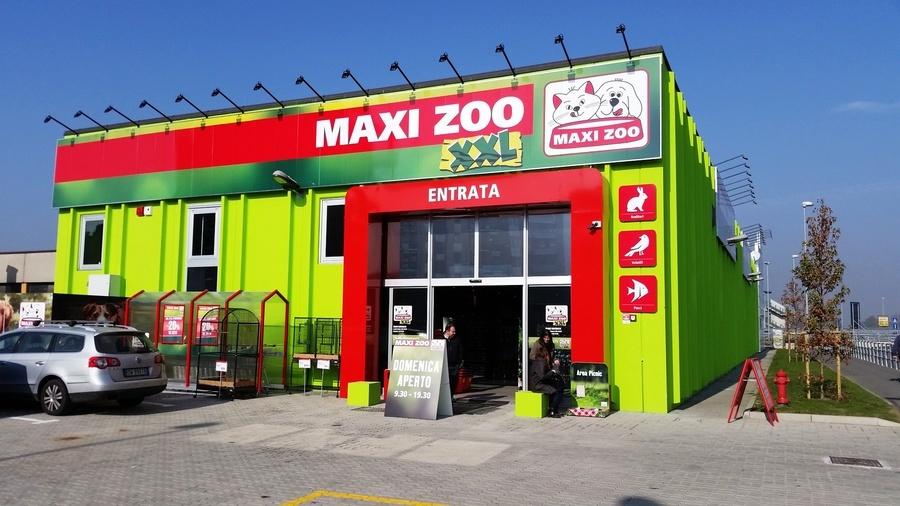 """Luca Parrino Retail commercializza il primo Maxi Zoo """"Xxl"""""""