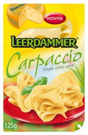 Leerdammer è anche Carpaccio